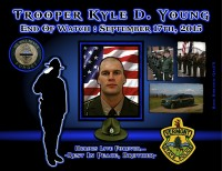 In Memoriam: Trooper Kyle D. Young