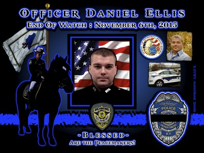 In Memoriam: Officer Daniel Ellis