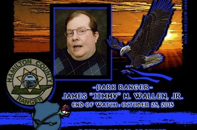 In Memoriam: Park Ranger James Wallen Jr.