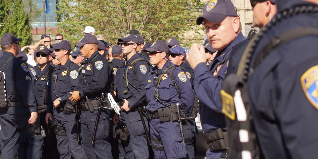 Capturing the Moment: Counter-VUCA Leadership for 21st Century Policing