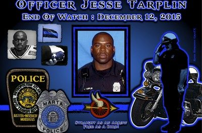 In Memoriam: Officer Jesse Tarplin