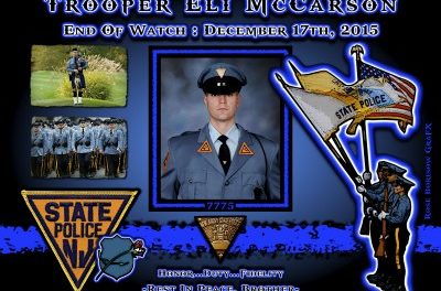 In Memoriam: Trooper Eli McCarson