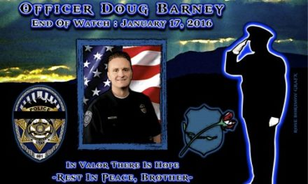 In Memoriam: Officer Douglas Barney