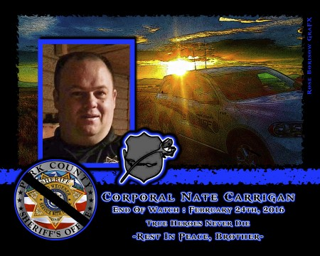 In Memoriam:  Corporal Nate Carrigan