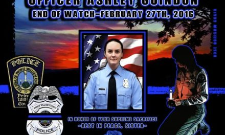 Officer Ashley Guindon