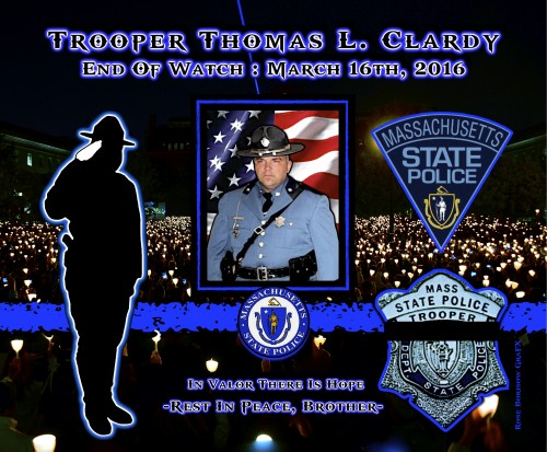 Judge bans uniformed state troopers from courtroom