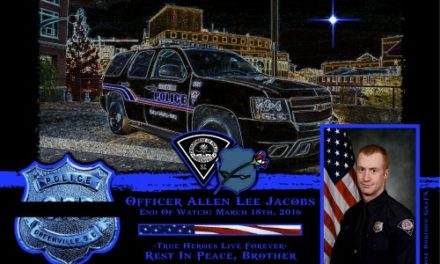 In Memoriam:  Officer Allen Lee Jacobs