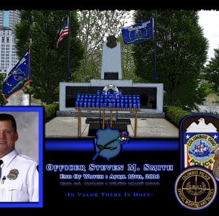 In Memoriam:  Officer Steven M. Smith
