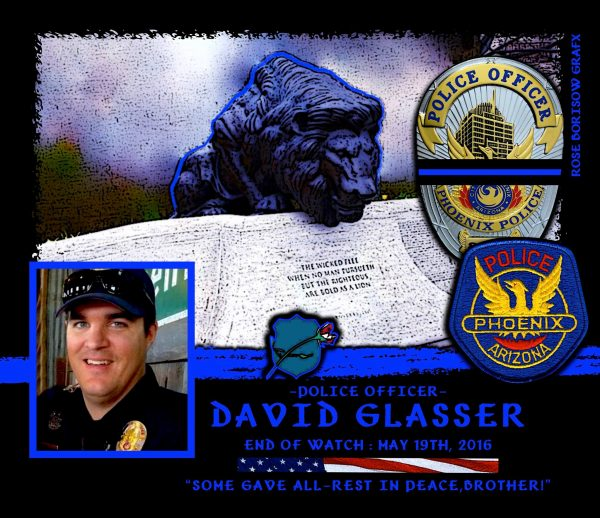 In Memoriam: Officer David Glasser