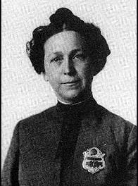 First Female Police Officer