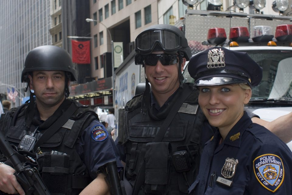 NYPD Police Union at Odds with City Leaders