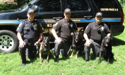K9 Handlers Love Their Dogs