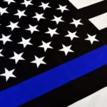 """Police Demand Retraction From TV Station That Called The Thin Blue Line Flag """"Controversial Artwork"""""""