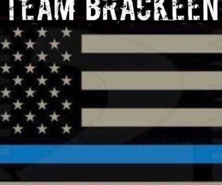 "Our Prayers Are With ""Team Brackeen"""