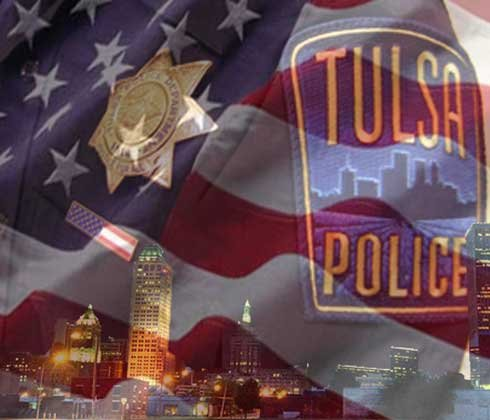 Pursuit and Taser Lead to Capture In Tulsa