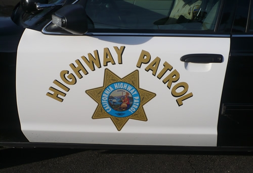 California Highway Patrol Officer Takes Life in His Patrol Car