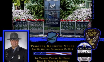 In Memoriam: Trooper Kenneth Velez