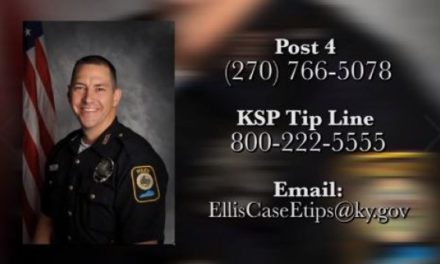 Who Murdered Officer Jason Ellis
