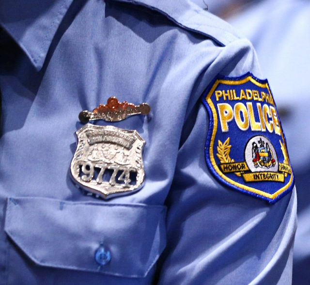 fired Philadelphia officer