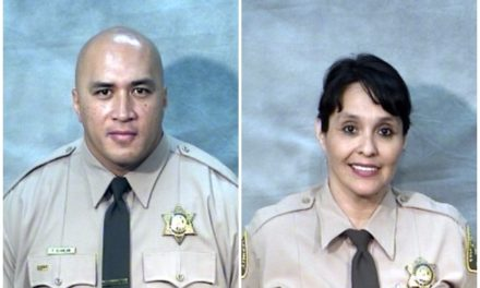 Two Veteran Correctional Officers Shot