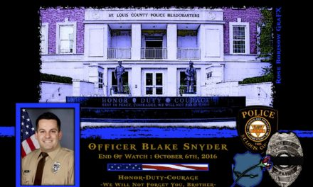 In Memoriam: Officer Blake Snyder