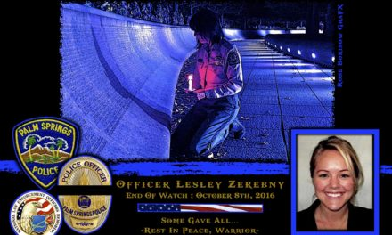 "In Memoriam: Officer Lesley Zerebny and Officer Jose Gilbert ""Gil"" Vega"