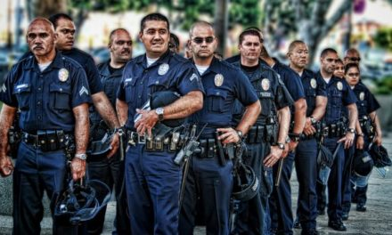 California Cops Lament Proposition 57