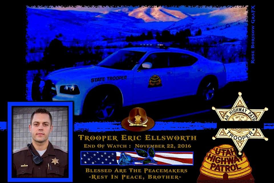 In Memoriam: Trooper Eric Ellsworth