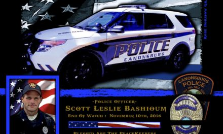 In Memoriam: Officer Scott Leslie Bashioum