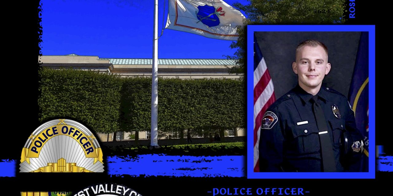 In Memoriam: Police Officer Cody Brotherson