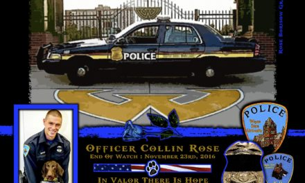 In Memoriam: Officer Collin Rose