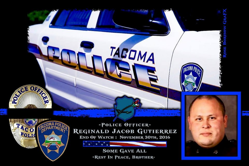 "In Memoriam: Officer Reginald ""Jake"" Gutierrez"