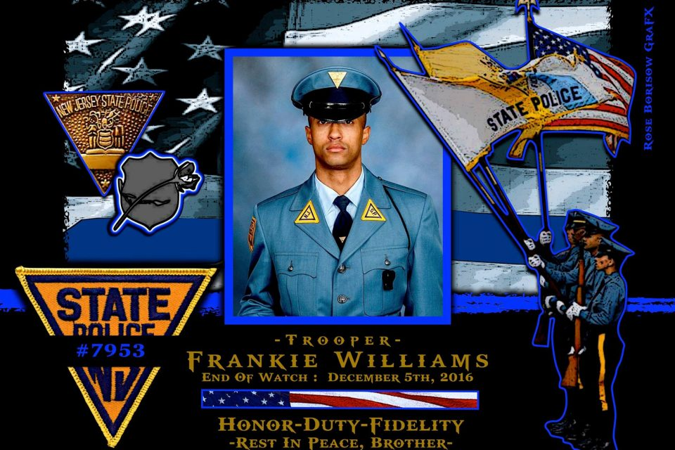 In Memoriam: Trooper Frankie Williams
