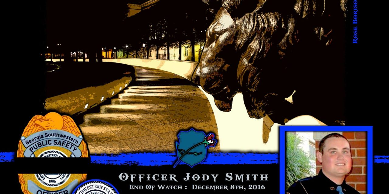 In Memoriam: Public Safety Officer Jody Smith
