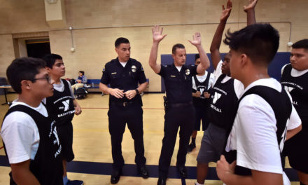 Cops4Kids Youth Basketball