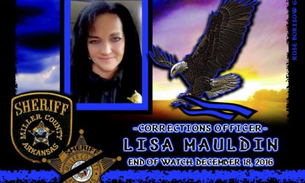 In Memoriam: Corrections Officer Lisa Mauldin
