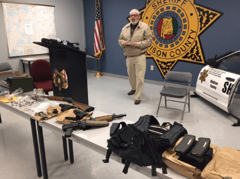 Mannequin Challenge Leads to Arrests For Weapons Violations