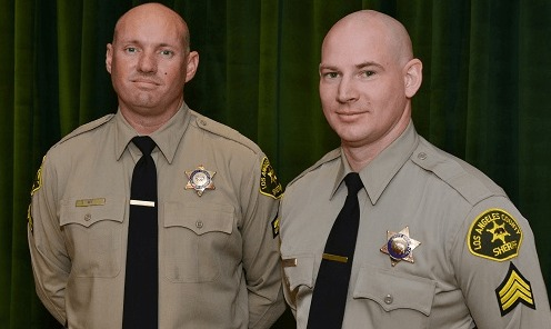 LASD Sergeant Donates the Gift of Life to Fellow Deputy
