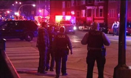 Chicago Raids Net 81 Arrests