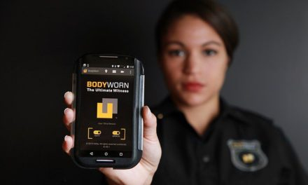 Could These New Body Cameras Help Police Save Face?