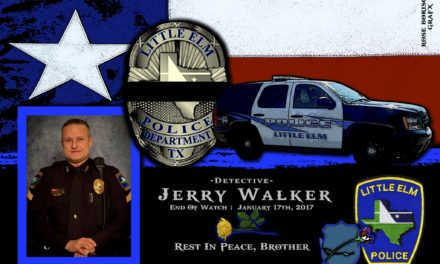 In Memoriam: Detective Jerry Walker