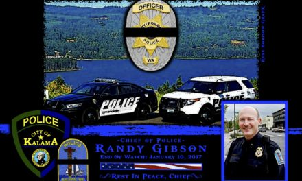 In Memoriam: Chief Randy Gibson