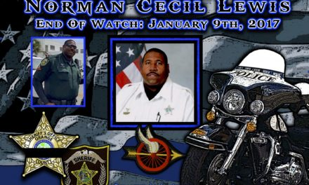 In Memoriam: Deputy First Class Norman Lewis