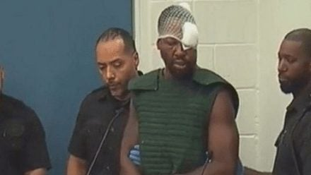 Accused Orlando Cop Killer Unleashes Profanity in Court