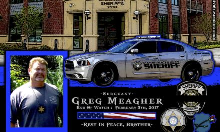 In Memoriam Sergeant Greg Meagher