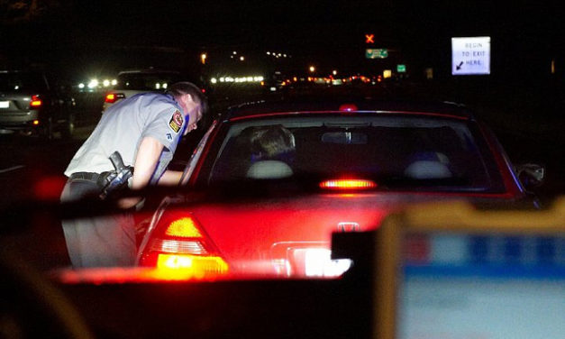 NC: Stop DUI Checkpoints… They're Making Illegal Immigrants Nervous