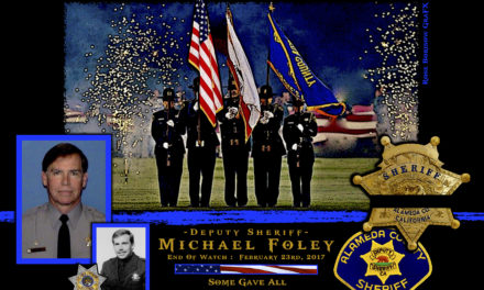 In Memoriam Deputy Sheriff Michael Foley