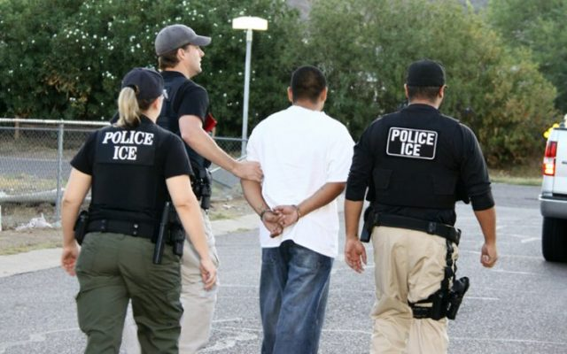 Federal ICE Officials Preparing for Showdown in Northern California?