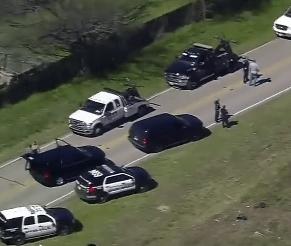 Officer Shoots Police K-9 During Foot Chase of Robbery Suspect