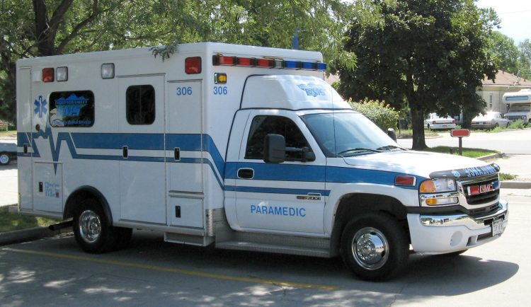 Disgruntled Patient Checks out of Hospital and Steals Ambulance